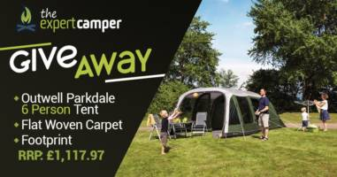 Outwell Parkdale 6 Family Tent