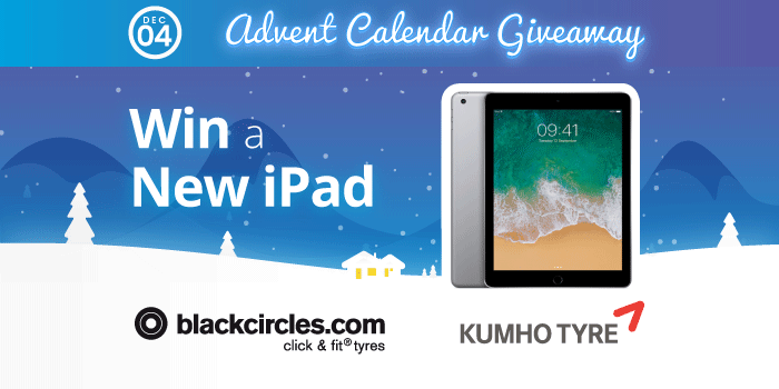 Apple iPad Giveaway header