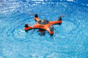 SplashDrone 3+ and Spry