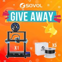Sovol SV01 Direct Drive 3D Printer