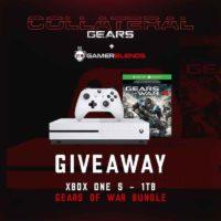 Xbox One S 1TB - Gears of War Bundle