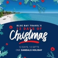 7 Night Luxury All-Inclusive Holiday for 2 in the Caribbean