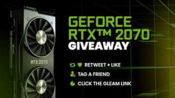 GeForce RTX 2070 GPU