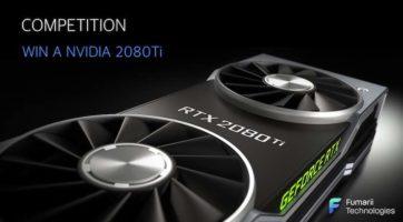 Nvidia GEFORCE RTX 2080Ti GPU