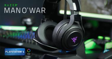 Razer ManO'War 7.1 Gaming Headset Giveaway header