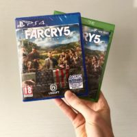 Far Cry 5 for Xbox or Playstation Giveaway header