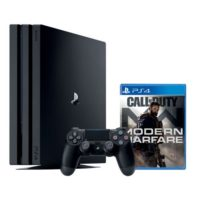 PS4 and Call of Duty: Modern Warfare