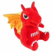 MSI Lucky Plushie