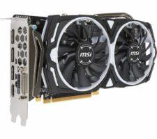 MSI Radeon RX 570 GPU