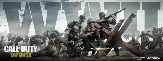 Call of Duty WWII for Xbox or Playstation header