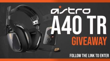 Astro A40 TR and MixAmp Pro