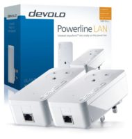Devolo dLAN® 1200+ Starter Kit Powerline giveaway header