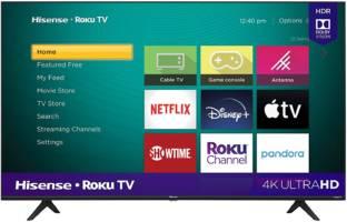 50-Inch Roku 4K UHD Smart TV