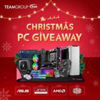 TEAMGROUP Gaming PC Hardware