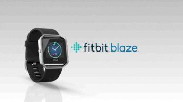 Fitbit Blaze Smartwatch Giveaway header