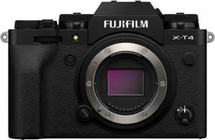 Fuji XT-4 Camera