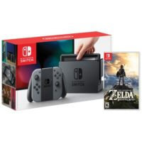 Nintendo Switch & Breath of the Wild Bundle Giveaway header