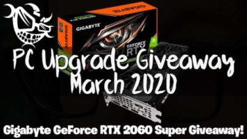 GeForce RTX 2060 Super Windforce GPU