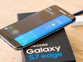 Samsung Galaxy S7 Edge Giveaway header