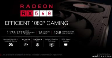 RX 560 Graphics Card or 1 of 20 Steam Games header