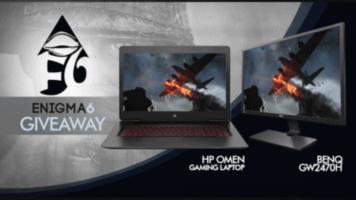 HP OMEN Gaming Laptop or BenQ 24