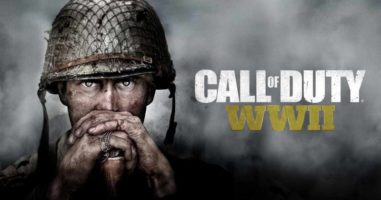 Call of Duty: WWII for Xbox/PlayStation Giveaway header