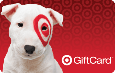 $100 Target Gift Card or selection of prizes header