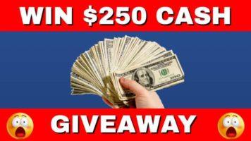 $250 CASH
