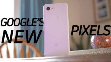 Google's New Pixels