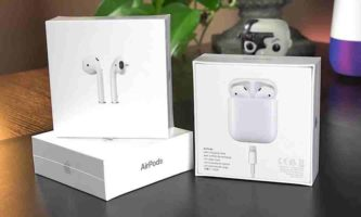 Apple Airpods (Wireless Earbuds) Giveaway header