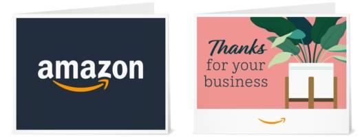 $2021 Amazon Gift Card