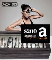 $100 Amazon Gift Card Giveaway header
