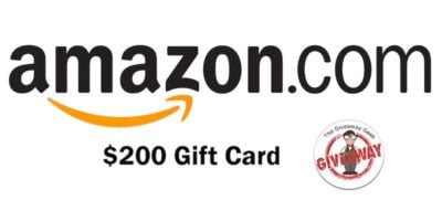 $200 USD Amazon Gift Card