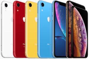Apple iPhone XS and iPhone XR Giveaway header