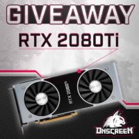 NVIDIA RTX 2080 TI GPU