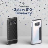 Samsung Galaxy S10+ Smartphone and Cases