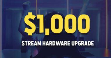 $1000 of Streaming/Gaming Hardware