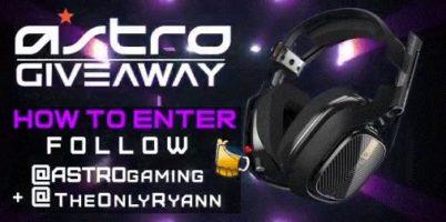 Astro Gaming A40 TR Headphones