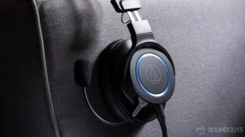 Audio-Technica ATH-G1 Headphones