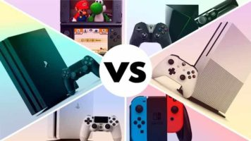 Games Console of your Choice Giveaway header