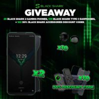 Gleam Phone Giveaway