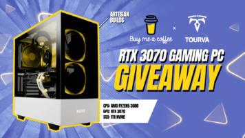 $2000 RTX 3070 Gaming PC