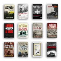 $500 of WW2 History Books