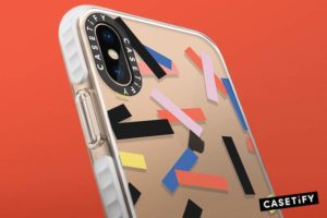 iPhone XS Max with Custom Case Giveaway header