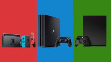 Xbox, Playstation, or Nintendo Switch
