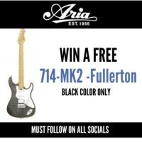 714-MK2 Fullerton Guitar