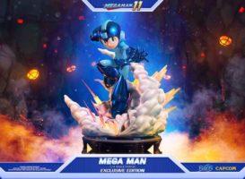 Mega Man 11 (Exclusive Edition) Statue