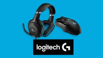 Logitech Mouse and Headset