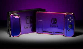 Limited Edition Nintendo Illusion Switch