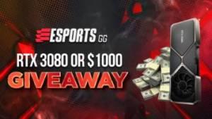 $1000 or RTX 3080 GPU